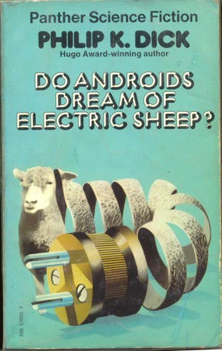 Image result for do androids dream of electric sheep