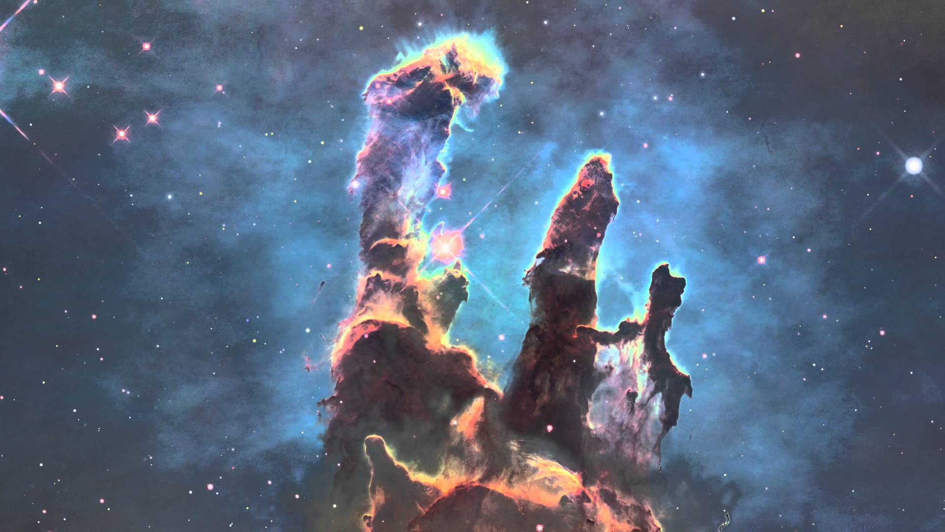 Image result for pillars of creation